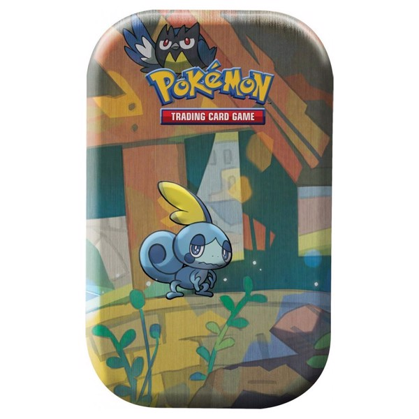 Pokemon - TCG - Galar Pals Mini Tin (Assorted) - Packshot 4