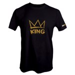 NBA 2K19 - Crown King Black T-Shirt - XXL - Packshot 1