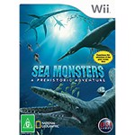 Sea Monsters: A Prehistoric Adventure - Packshot 1