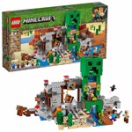 Minecraft - LEGO The Creeper Mine - Packshot 1