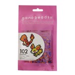 Pokemon - Charmander & Fennekin 102 Nano-beads - Packshot 1