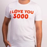 Marvel - I Love You 3000 T-Shirt - M - Packshot 3