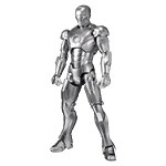 Marvel - Iron Man Mark II & Hall Of Armor Set Figuarts Action Figure - Packshot 1
