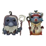 Dark Crystal: Age of Resistance - Wandr & Heretic NYCC19 Pop! Vinyl Figure 2-Pack  - Packshot 1