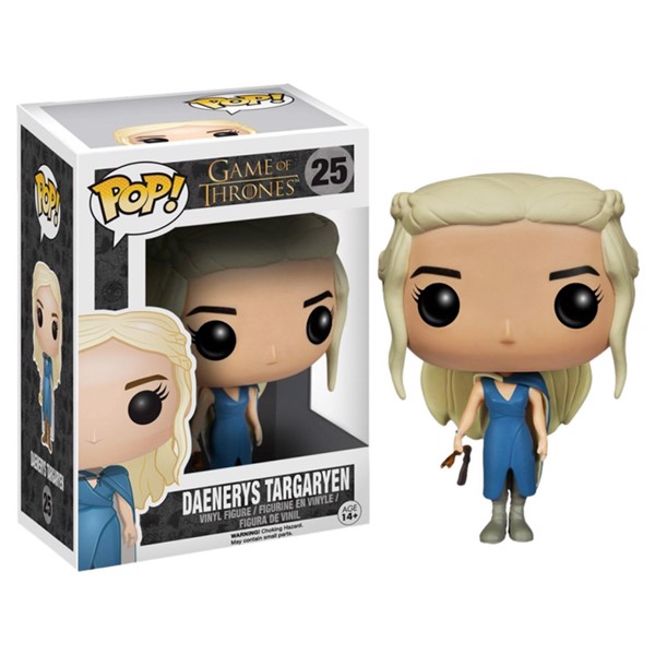 Game of Thrones - Daenerys Targaryen (Mhysa) Pop! Vinyl Figure - Packshot 1