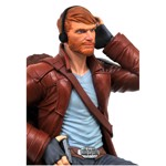 "Marvel - Guardians of the Galaxy - Star-Lord Comic Marvel Gallery 9"" PVC Diorama Statue - Packshot 5"