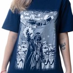 Star Wars - Vader Comic T-Shirt - Packshot 3