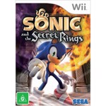 Sonic and the Secret Rings - Packshot 1