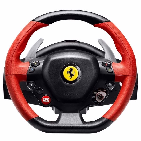 Thrustmaster Ferrari 458 Spider Xbox One Wheel - Packshot 2