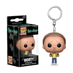 Rick and Morty - Morty Pocket Pop! Keychain - Packshot 1