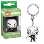 Fortnite - Skull Trooper Pop! Keychain Vinyl Figure - Packshot 1