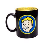 Fallout - Logo With Pip Boy Mug - Packshot 1