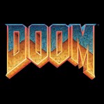 Doom -  Original Logo T-Shirt - Packshot 2