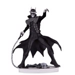 DC Comics - The Batman who laughs black & white Statue - Packshot 1