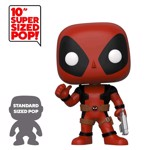 "Marvel - Deadpool - Thumbs Up Red 10"" Pop! Vinyl - Packshot 1"