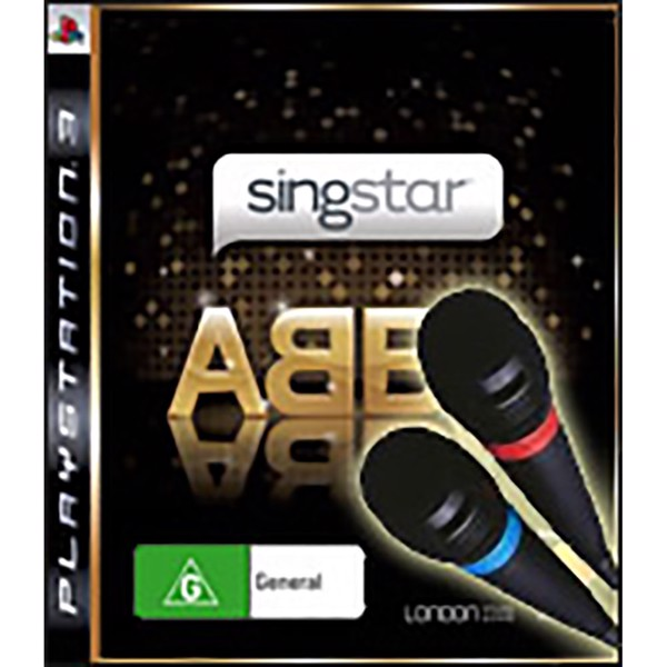 Singstar ABBA Bundle - Packshot 1