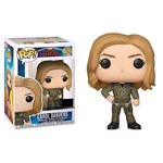 Marvel - Captain Marvel - Carol Danvers in Flight Suit Pop! Vinyl Figure - Packshot 1