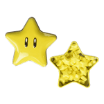 Nintendo - Super Star Sours Candy - Packshot 1