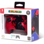 Nintendo Switch PowerA Enhanced Wireless Controller Mario Silhouette - Packshot 3