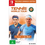 Tennis World Tour: Roland Garros Edition - Packshot 1