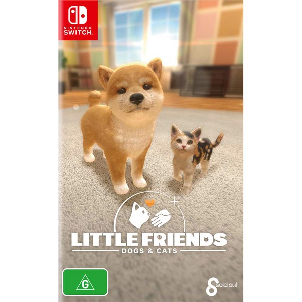 Little Friends: Dogs & Cats - Packshot 1
