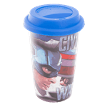 Marvel - Captain America: Civil War - Ironman and Captain America Travel Mug - Packshot 1