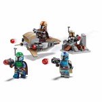 Star Wars - LEGO The Mandalorian Battle Pack - Packshot 3