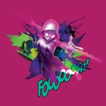 Marvel - Spider-Gwen Foosh T-Shirt - XXL - Packshot 2
