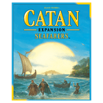 Catan: Seafarers Board Game Expansion - Packshot 1