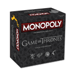 Game of Thrones Edition Monopoly Board Game - Packshot 1
