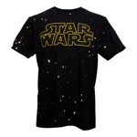 Star Wars - Logo Stars T-Shirt - S - Packshot 1