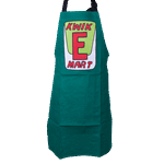 The Simpsons - Kwik-E-Mart Apron - Packshot 2