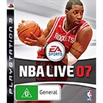 NBA Live 2007 - Packshot 1