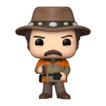 Parks and Recreation - Hunter Ron Pop! Vinyl Figure - Packshot 1
