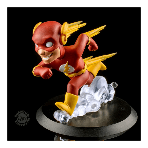 "DC Comics - The Flash 3.5"" Quantum Mechanix Q-Pop Figure - Packshot 4"