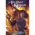 The Legend Of Korra - Turf Wars Part Two Graphic Novel - Packshot 1