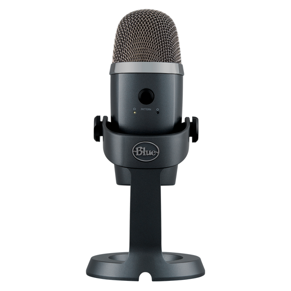 Blue Yeti Nano Premium USB Microphone - Shadow Grey - Packshot 4