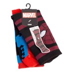 Marvel - Spider-Man Reversible Crew Socks - Packshot 1