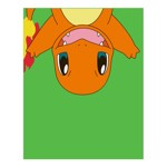Pokemon - Charmander Upside Down T-Shirt - Packshot 2
