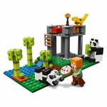 Minecraft - LEGO The Panda Nursery - Packshot 4