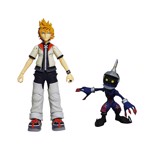 Kingdom Hearts - Roxas & Soldier Series 2 Action Figures - Packshot 1