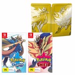 Pokemon Sword and Pokemon Shield Dual Pack - Packshot 1
