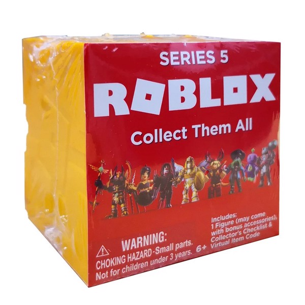 Roblox - Mystery Figure Blind Box Series 5 (Blind Box) - Packshot 1