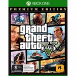 Grand Theft Auto V: Premium Edition - Packshot 1