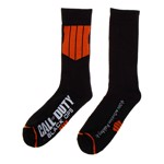 Call Of Duty: Black Ops 4 - Logo Black Socks - Packshot 1