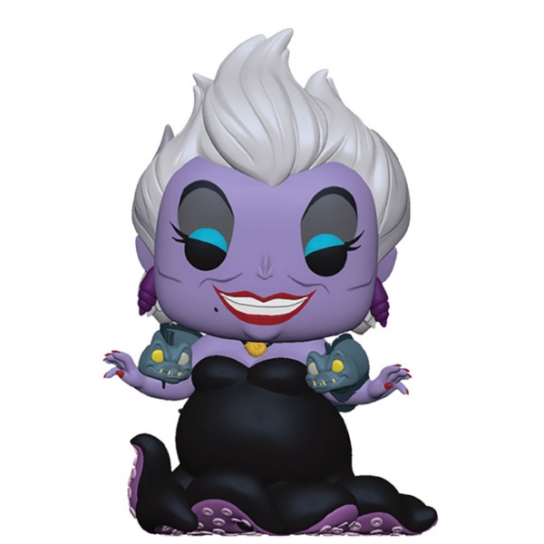 Disney - The Little Mermaid Ursula With Eels Pop! Vinyl Figure - Packshot 1