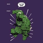 Marvel - Hulk Smash T-Shirt - XXL - Packshot 2
