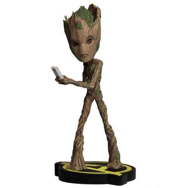 Marvel - Avengers Infinity War Groot Head Knocker Figure - Packshot 1