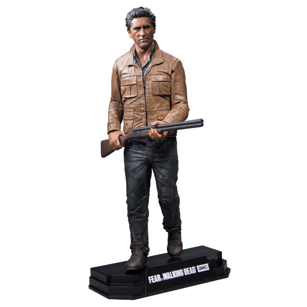 "The Walking Dead - Travis Manawa 7"" Action Figure - Packshot 1"