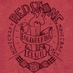 Minecraft - Engineering Club T-Shirt - M - Packshot 2